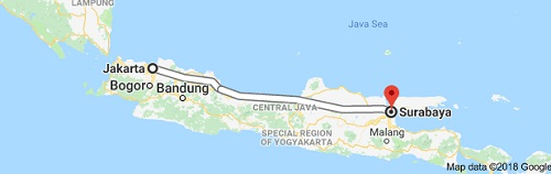 Bus Jakarta Surabaya Termurah