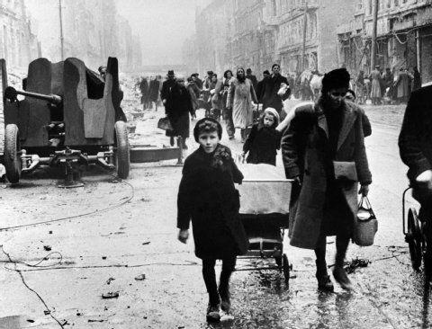 Berlin im Jahr 1945. Foto: imago/ITAR-TASS