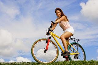 Giảm cân cấp tốc nhờ đạp xe đều đặn mỗi ngày