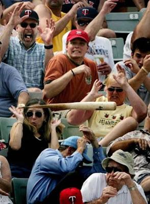 Fotos de Colección: beisbol un poco agresivo