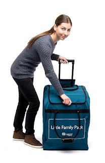 Tas Manikin Laerdal Little Family Pack Asli