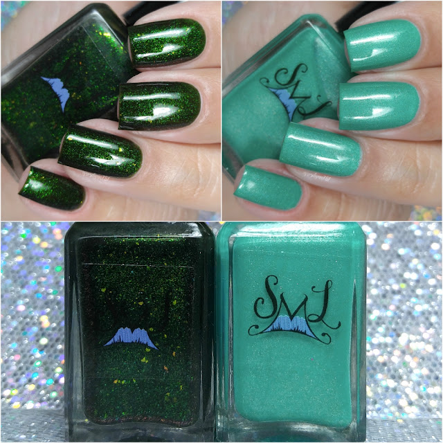 Smokey Mountain Lacquers - St. Patrick's Day Duo