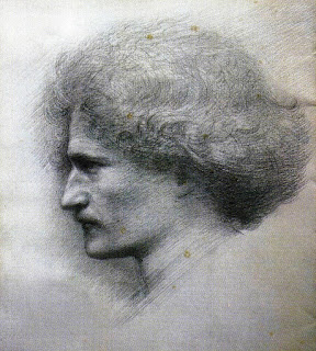 E. Burne-Jones - I.J. Paderewski 1892