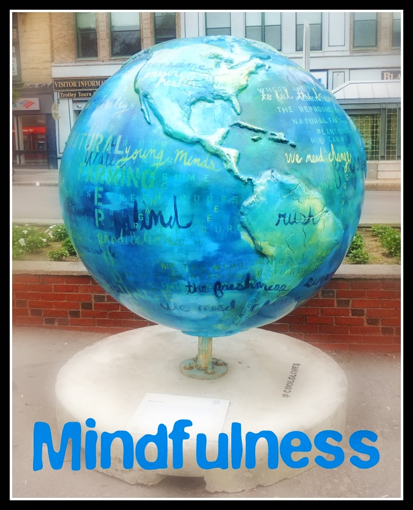 The Cool Globes en Boston: Common I: Mindfulness