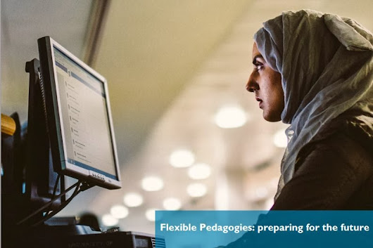 Flexible #pedagogies for Technology Enhanced Learning