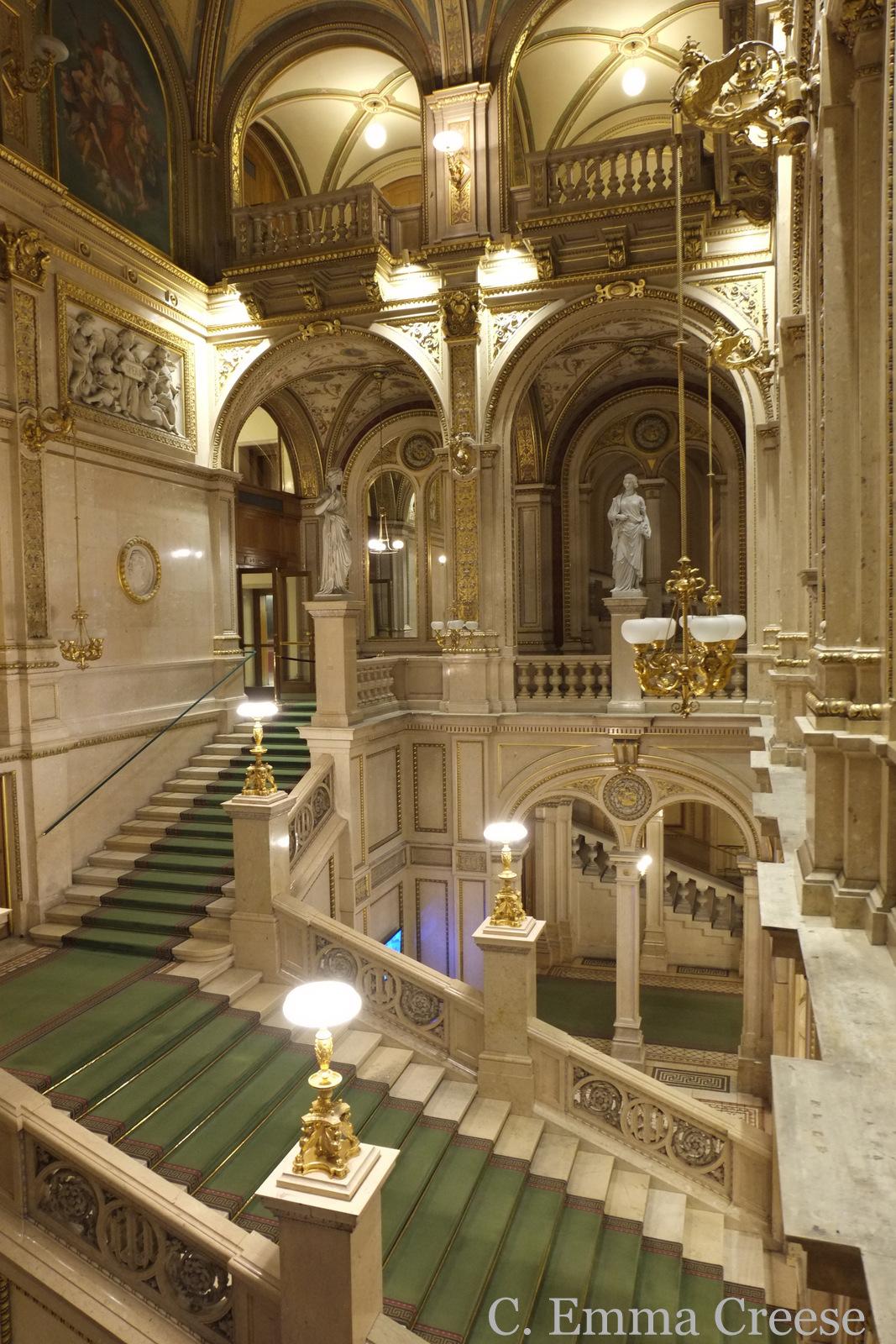 Vienna State Opera House Adventures of a London Kiwi