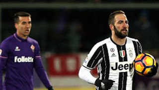 Video Gol Fiorentina vs Juventus 2-1