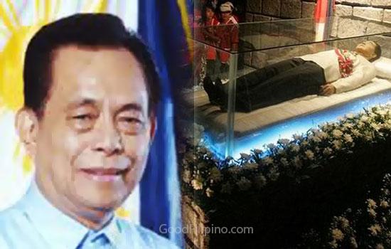 PDP-Laban founder on Ferdinand Marcos: 'baguhin sa Libingan ng mga Sundalo na lang para he will qualify' as soldier