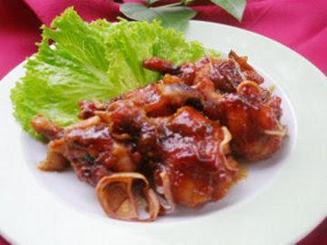 Resep Sayap Ayam Oriental