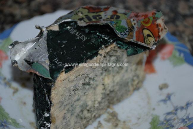 Auténtico queso Cabrales de Asturias