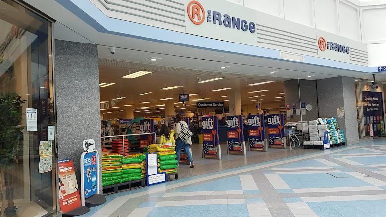 The Range,大型的生活用品商場