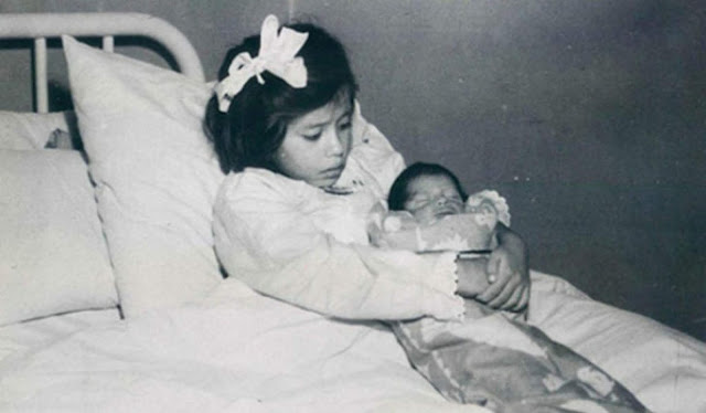 Bé gái 5 tuổi có một bí mật có lẽ vĩnh viễn không bao giờ được hé lộ: Cha của đứa bé là ai?