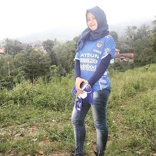 Ladies Viking Jilbab cantik