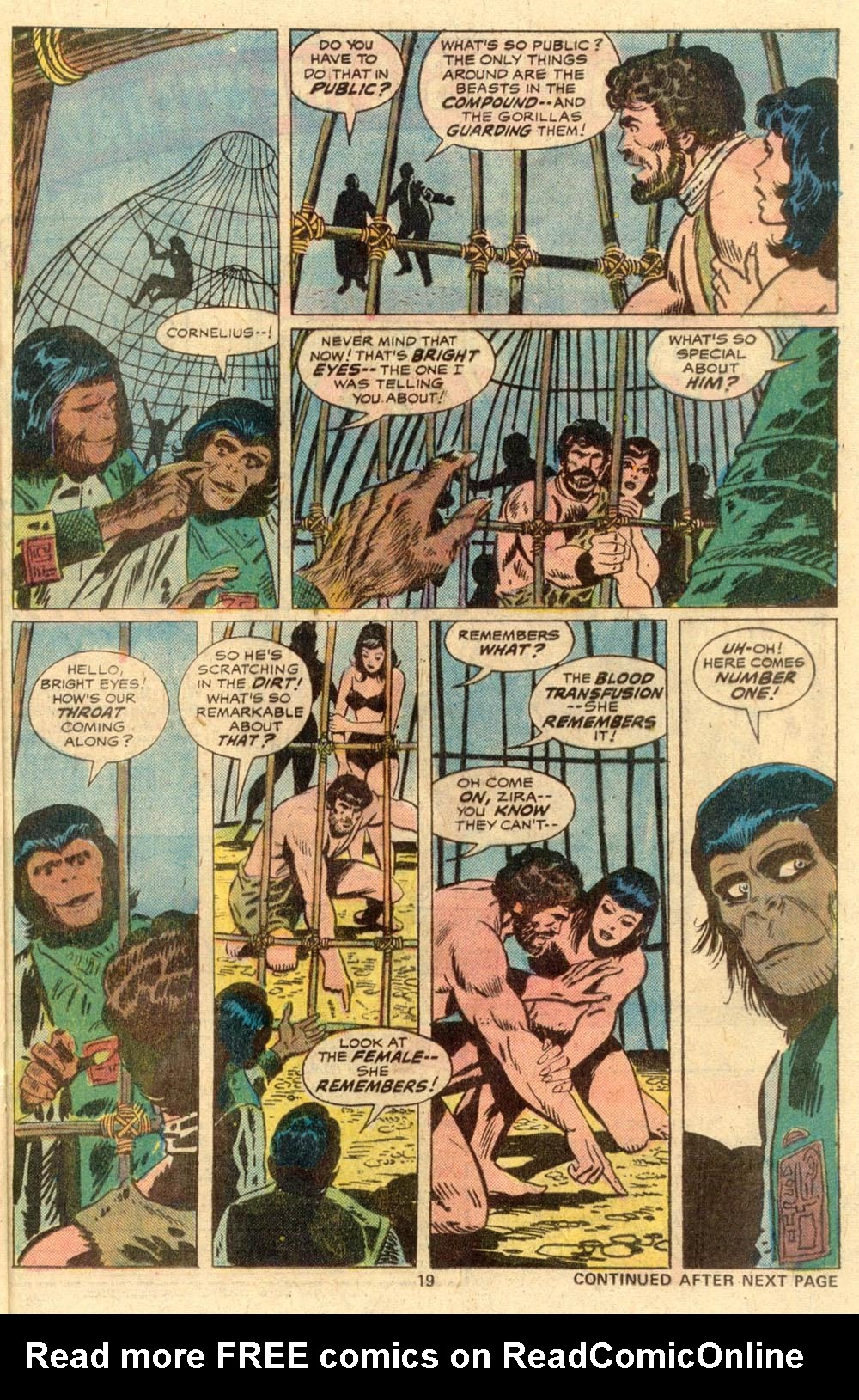 Read online Adventures on the Planet of the Apes comic -  Issue #2 - 15