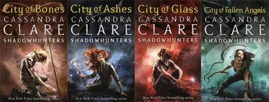 Shadowhunters - Cazadores de sombras - Cassandra Clare