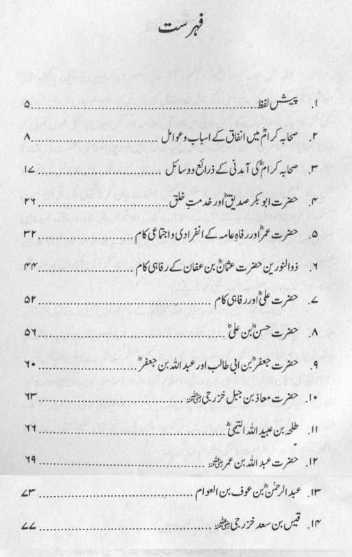 Social System of Islam Urdu