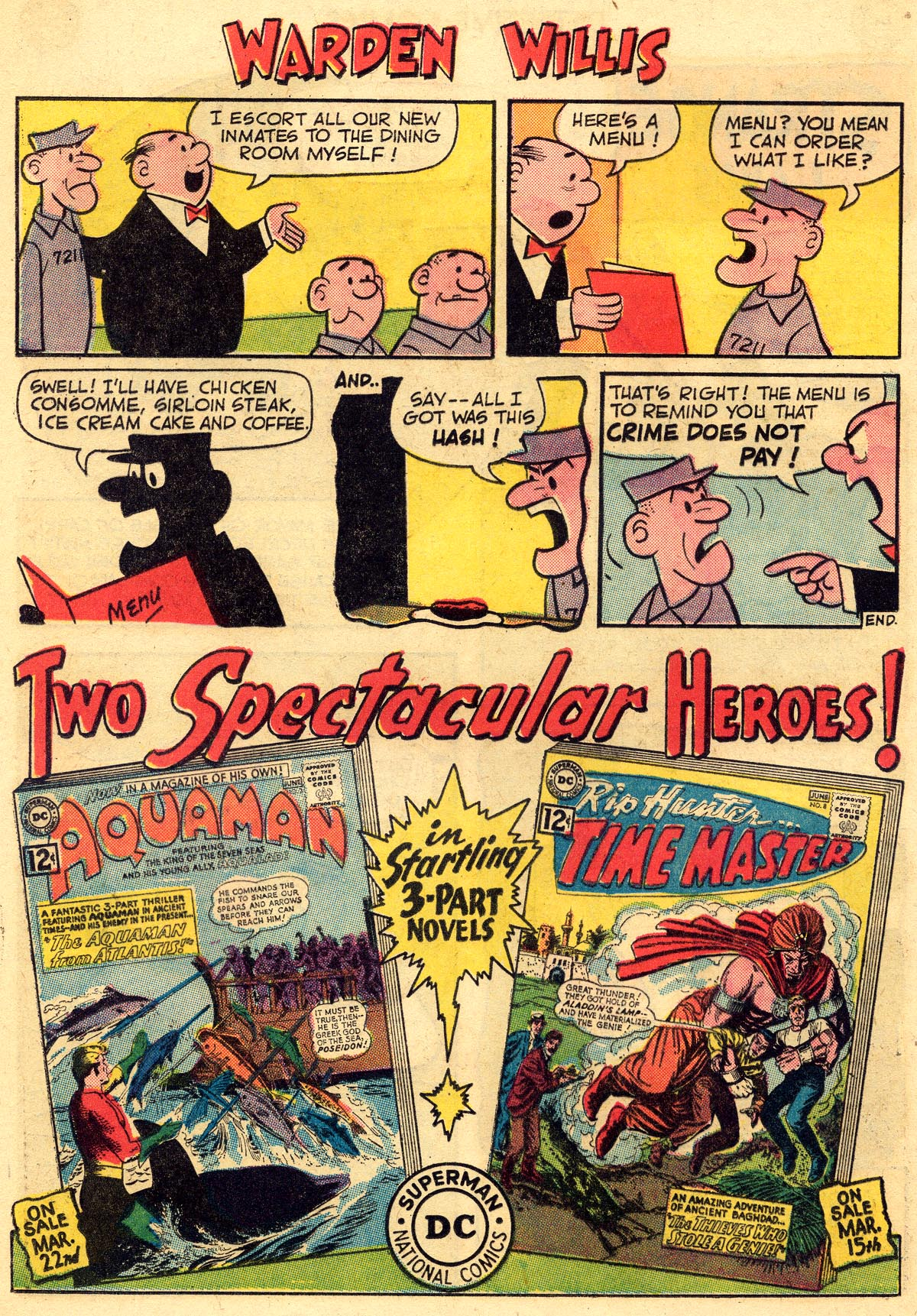 Detective Comics (1937) 303 Page 19