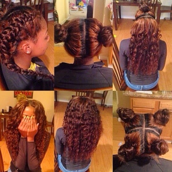 Amazing Hair Trend The Ups And Downs Of A Vixen Weave Sew In Elegancy Short Hairstyles Gunalazisus