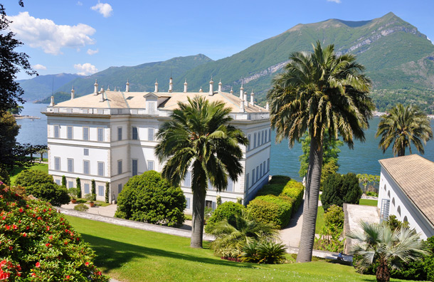 Live Like George Clooney on Lake Como