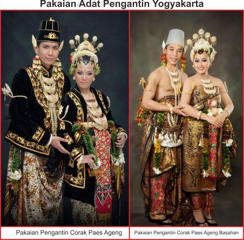 Busana Pengantin Adat Keratn Yogyakarta Pdf Image Num 9
