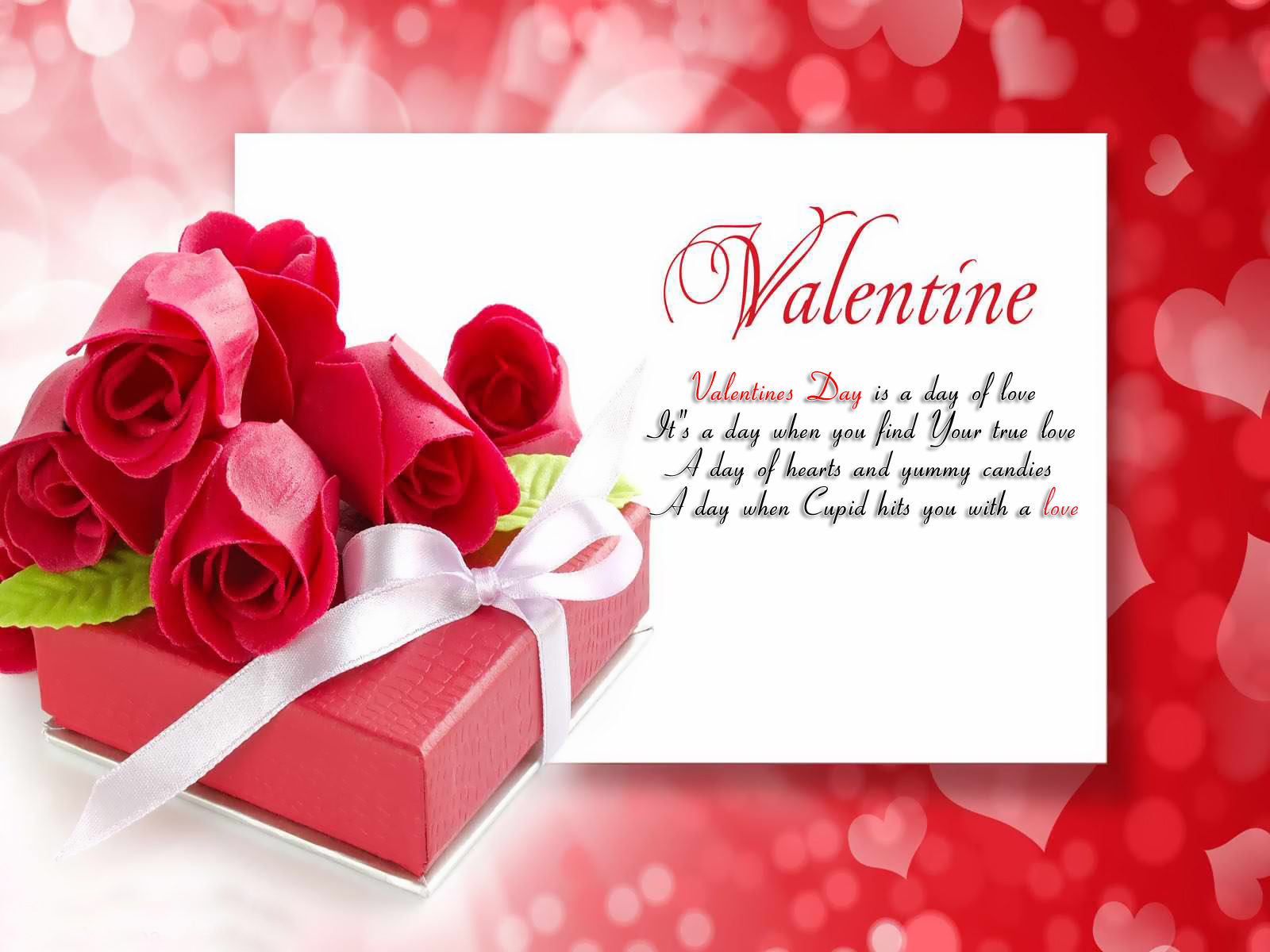 Beautiful Valentines day card ideas chocolates cookies cakes – Beautiful Valentine Cards