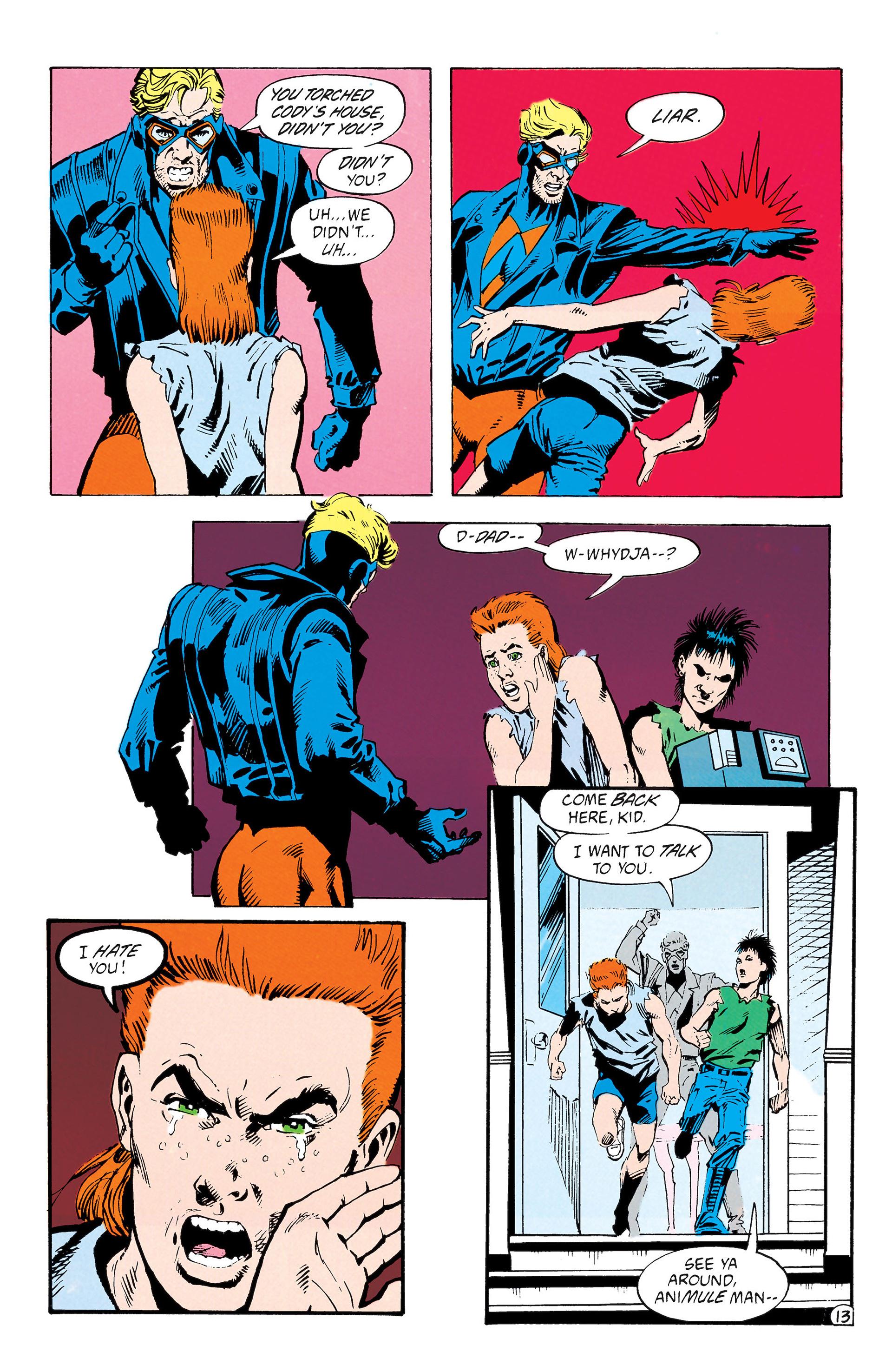 Read online Animal Man (1988) comic -  Issue #39 - 14