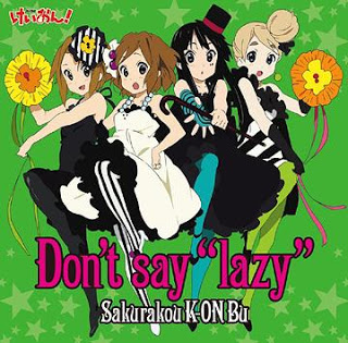 houkago tea time dont say lazy mp3