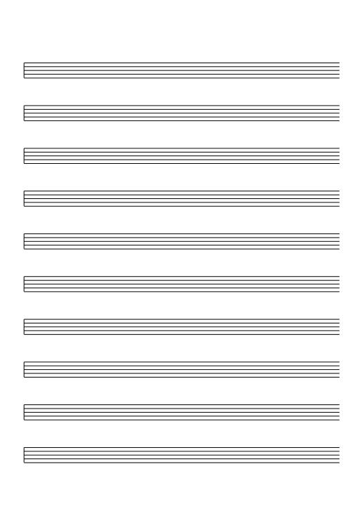 Aprende las notas del teclado del piano -