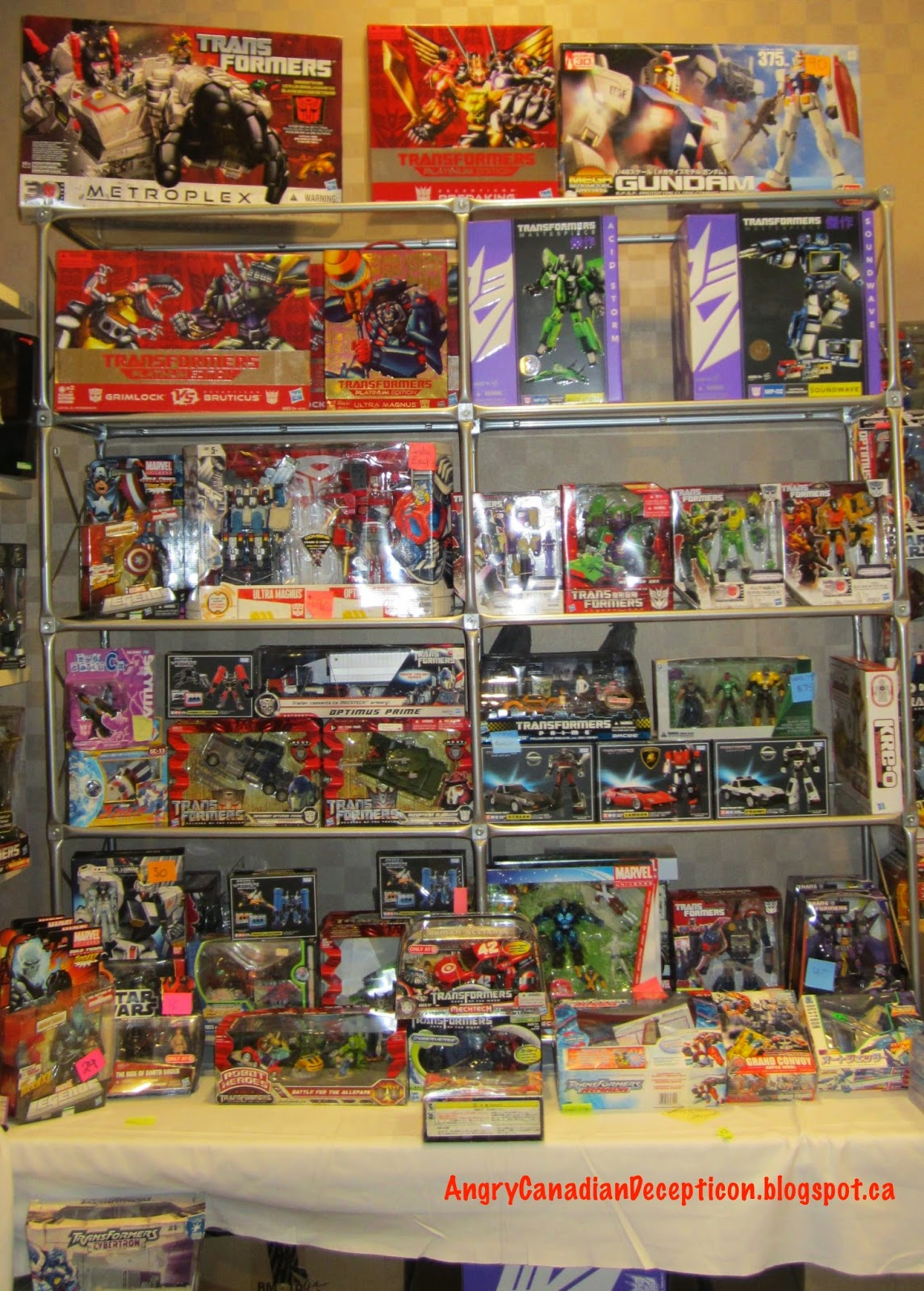 A Transformers Blog Angry Canadian Decepticon 80 S Toy