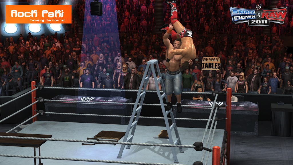 WWE smackdown vs raw 2011 free download full version pc game ~ Download Free games form Gaming Zone
