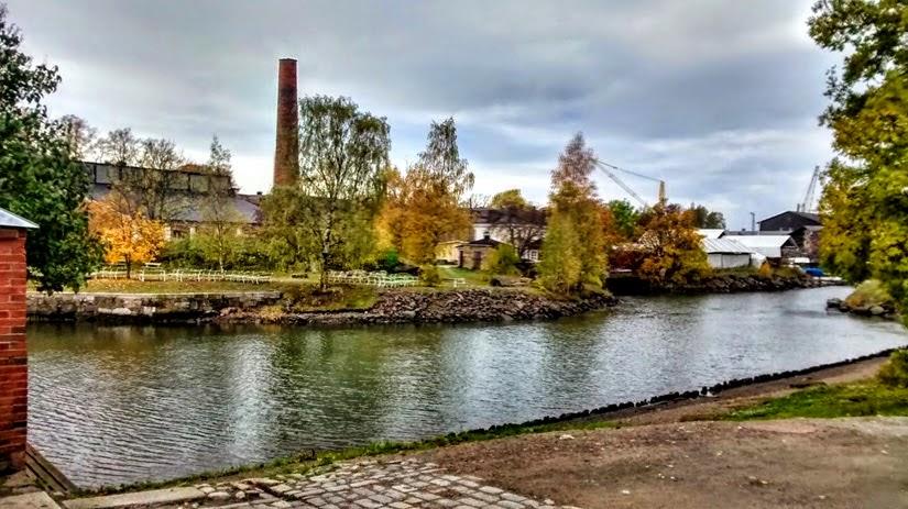 Finlândia - Fortaleza de Suomenlinna