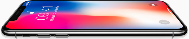 Display OLED iPhone X edge-to-edge
