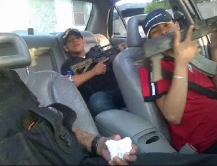 """¿Porqué los narcos ahora secuestrán? Nuevo Laredo hasta la M@dre de """"Levantones"""""""
