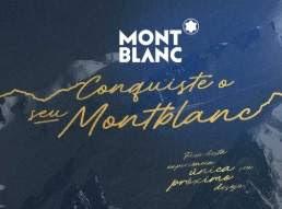 Cadastrar Promoção Montblanc Relógios Conquiste Seu - Viagem Suíça