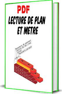 Lecture, de plan, et Métré