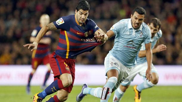 No te pierdas todos los goles del FC Barcelona-Celta