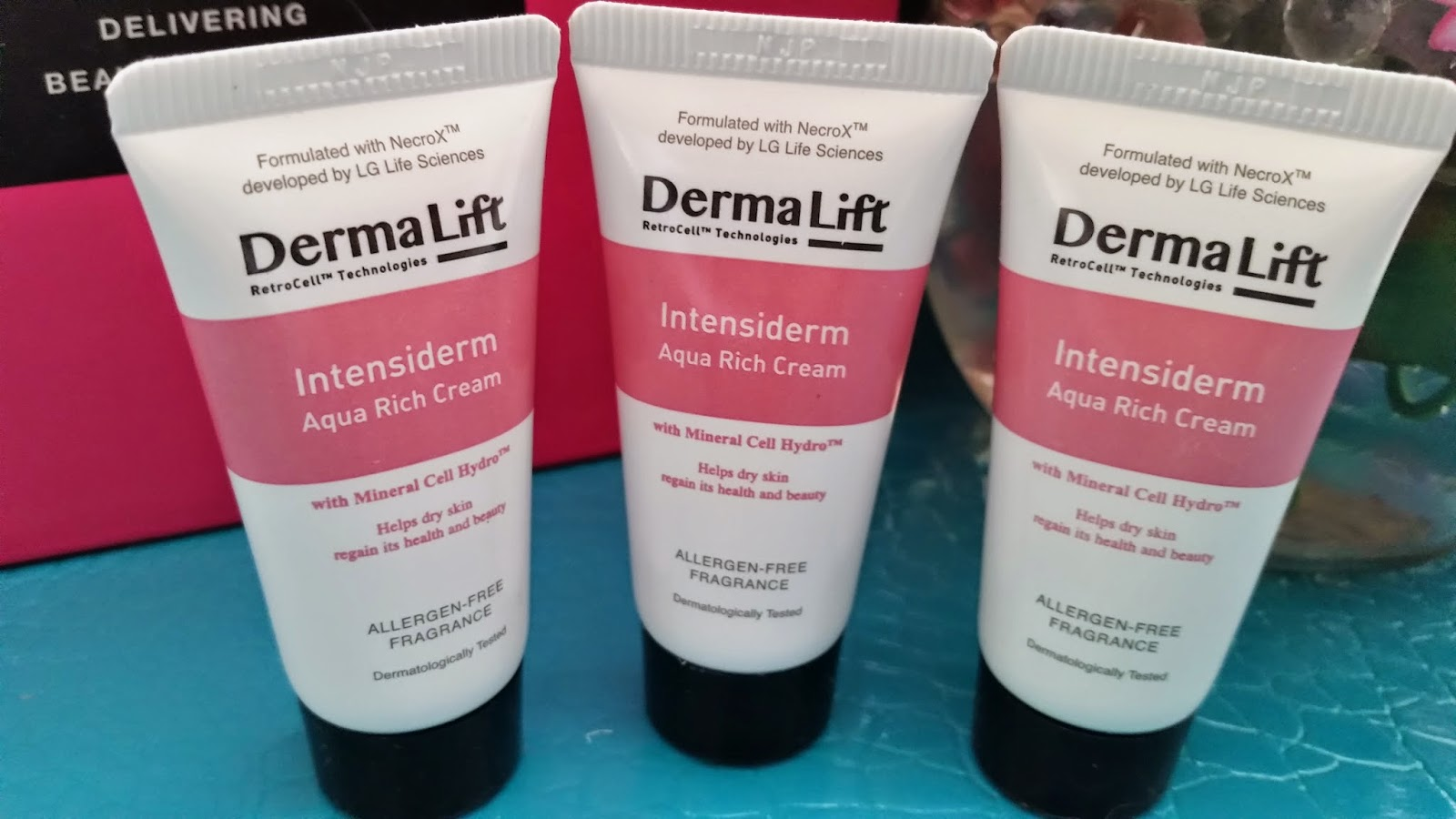 Derma Lift Intensiderm Aqua Rich Cream