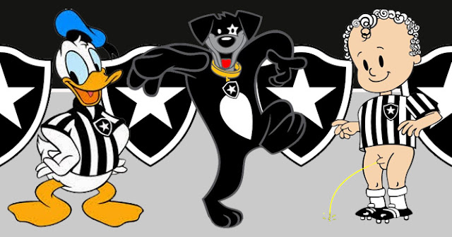 Resultado de imagem para Botafogo mascote