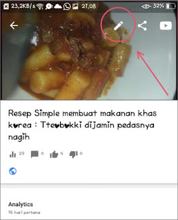 Cara Mengganti Thumbnail Video YouTube di Android