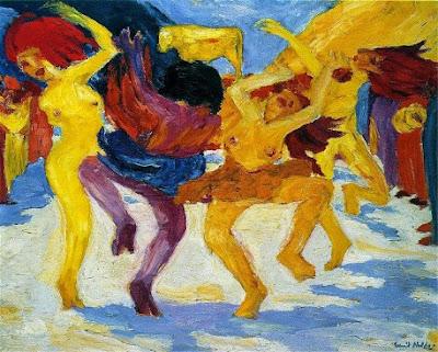 Corpi danzanti deformati