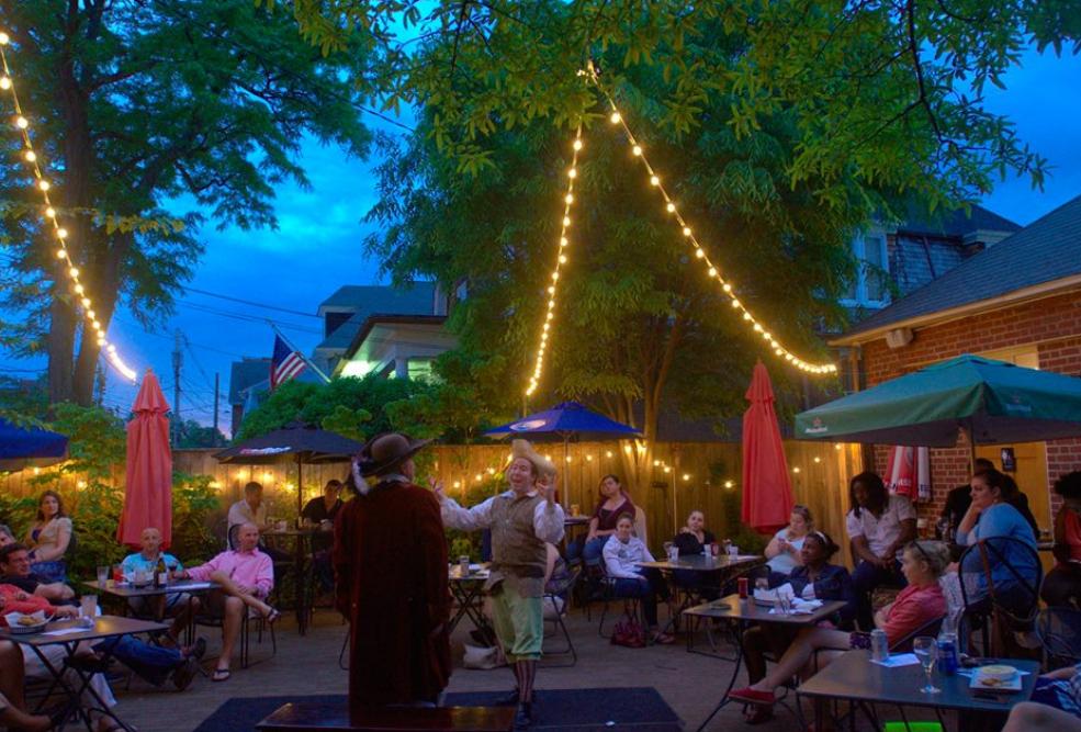 Reynolds Tavern Annapolis Wedding Venues