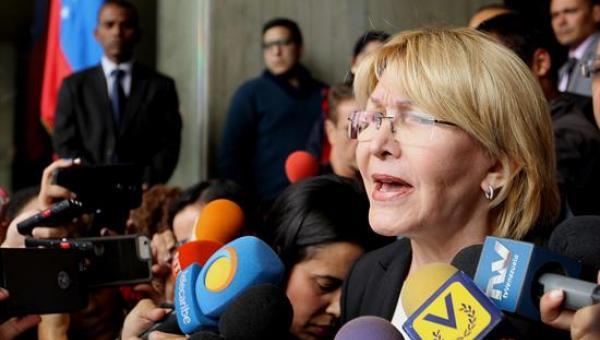 """Fiscal General de la República: """"Estoy perfectamente facultada para pedir aclaratoria al Tribunal Supremo"""""""