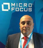 Juan Julián Moreno Piedra, IM&G Pres-Sales Manager, EMEA South en Micro Focus