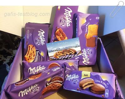 Milka Keks Produkte