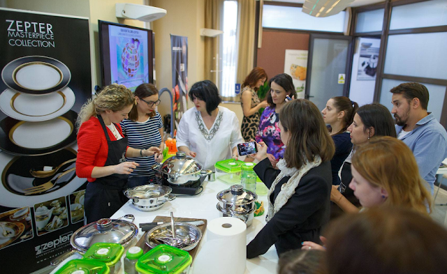 Cooking Class by Zepter România