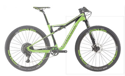 "Cannondale Scalpel Si Carbon Team 29"" Mountain Bike"