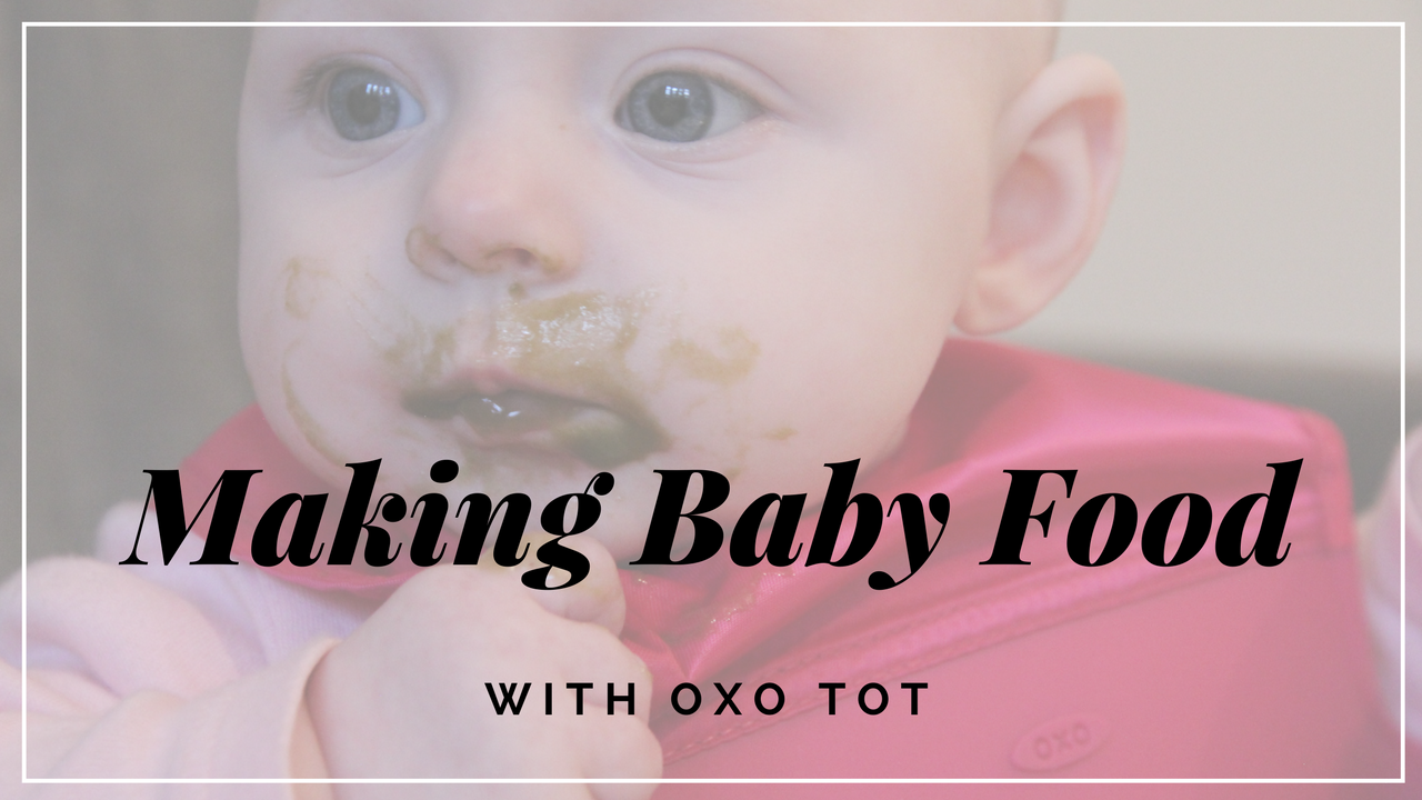 If you're looking for something to help ease you into weaning and making your own purees then look no further than the Oxo Tot Mash Maker!