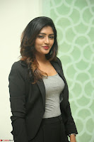 Actress Eesha Looks gorgeous in Blazer and T Shirt at Ami Tumi success meet ~  Exclusive 094.JPG