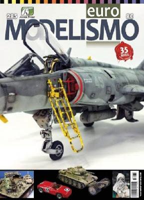 Revista Euromodelismo España Número 285 2017