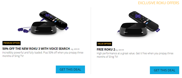 Thoughts after a year of Sling TV - Roku deals with Sling TV